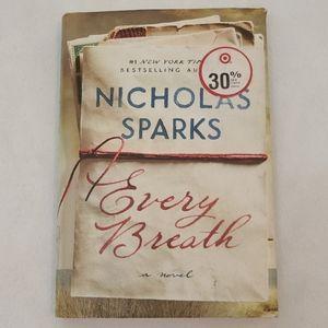 Nicholas Sparks Every Breath novel book